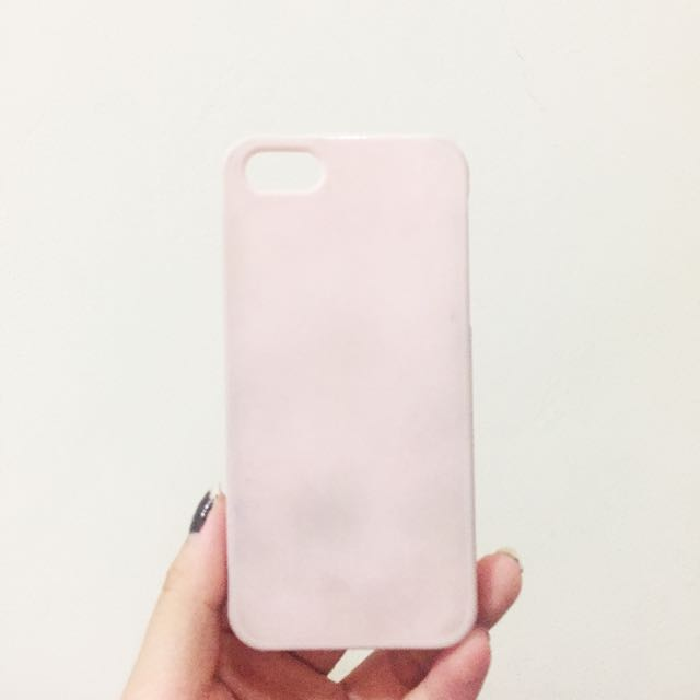 softpink case for iphone 5/5s
