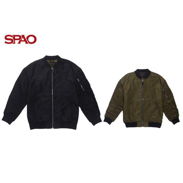 SPAO飛行夾克