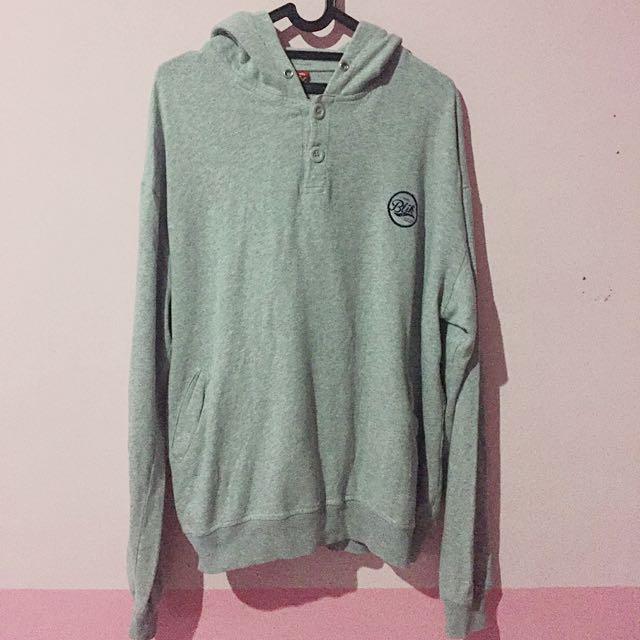 Sweater Hoodie Grey