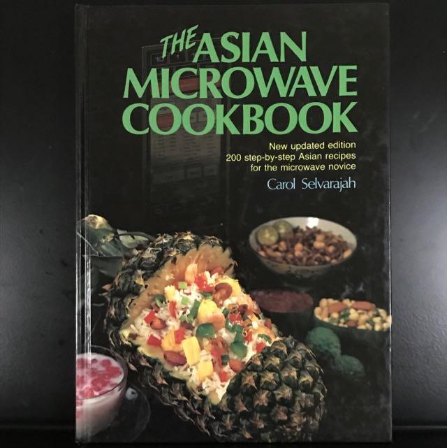 The Asian Microwave Cookbook - Carol Selvaraj