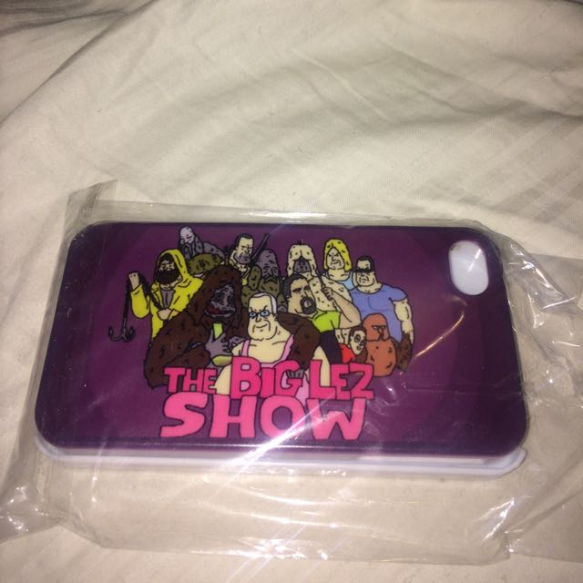 The Big Lez Show iPhone 4 Case