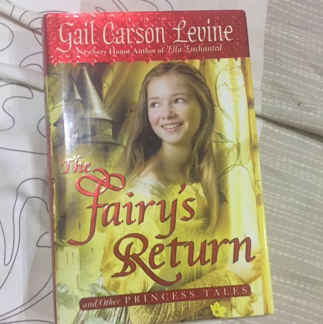 The Fairy's Return By Gail Carson Levine