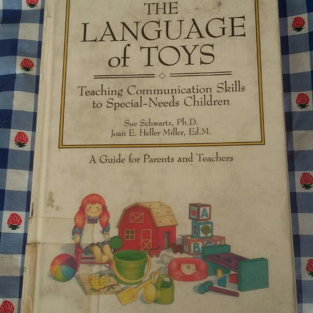 """The Language of Toys"" (for SPED)"