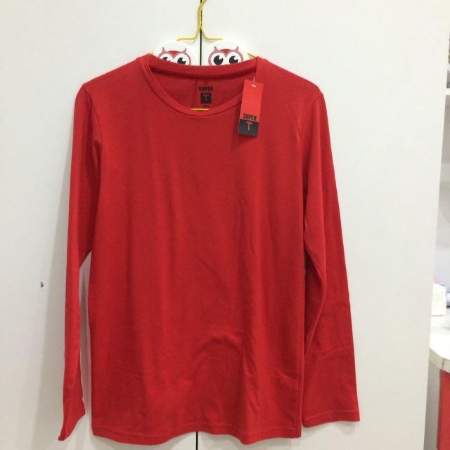 T-shirt Super-t Red