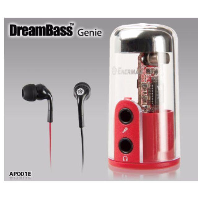 USB Soundcard External + earphone Enermax AP001E