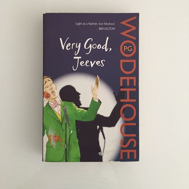 Very Good Jeeves by P.G. Wodehouse