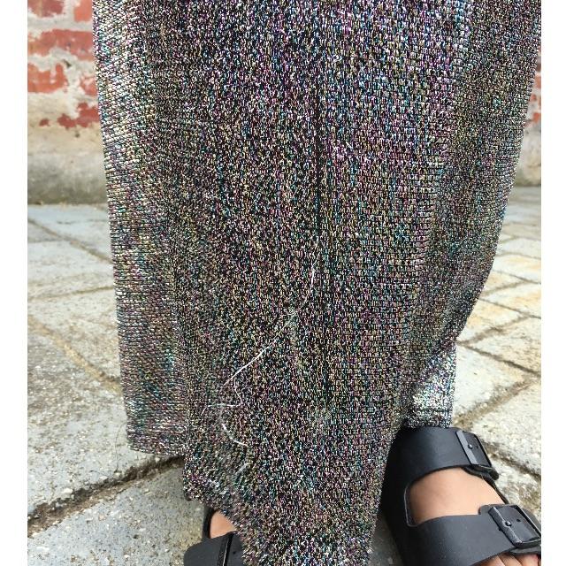 Vintage Multi-Coloured Maxi Skirt