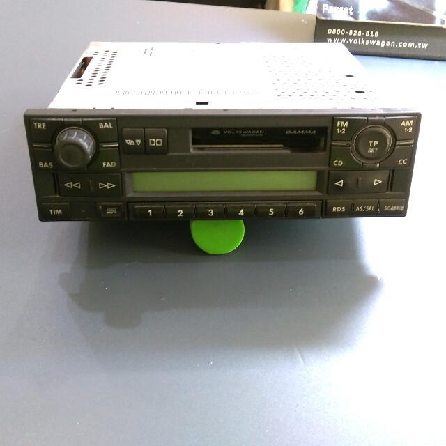 VW 福斯 Golf 06年式 原廠音響主機