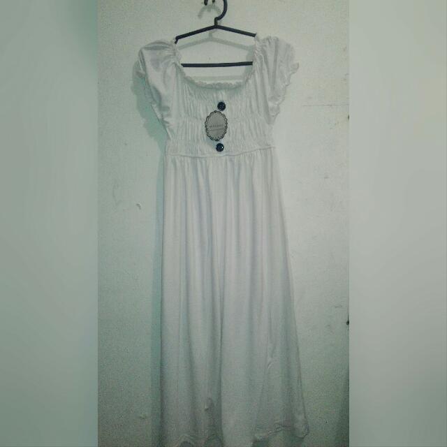 White Dress 😊