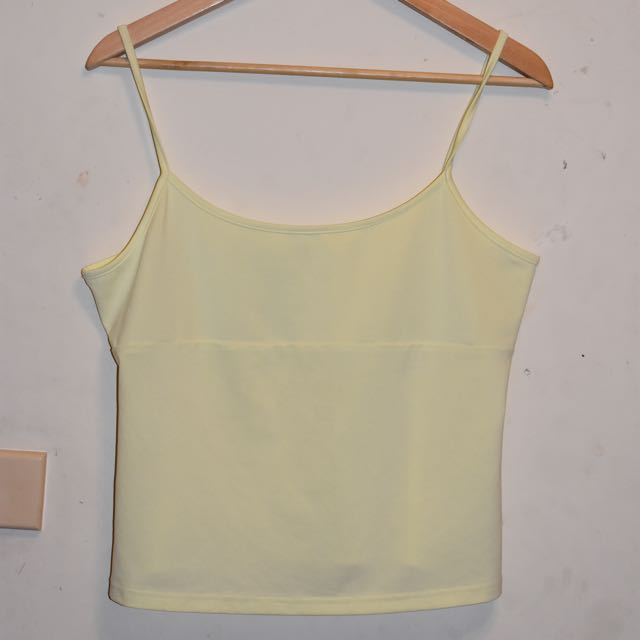 Yellow Singlet Size 16
