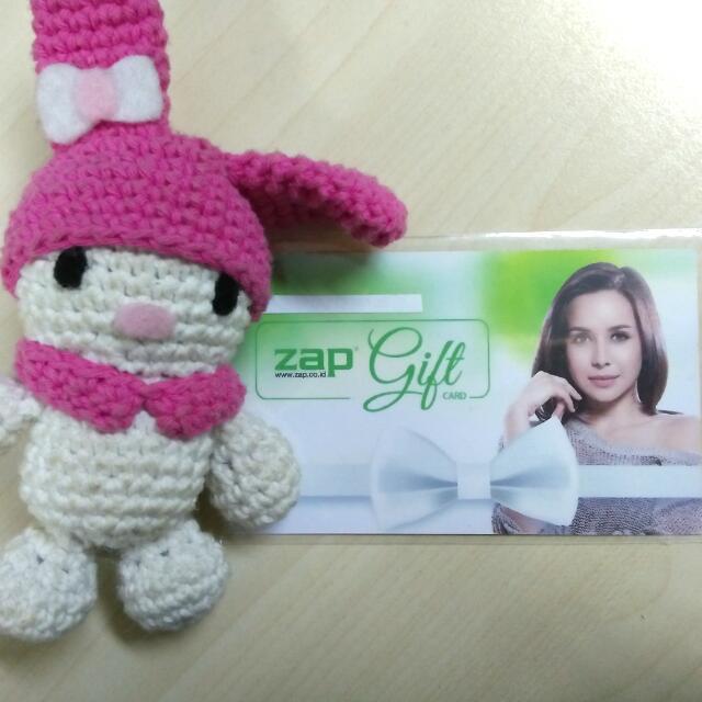 Zap Gift Card