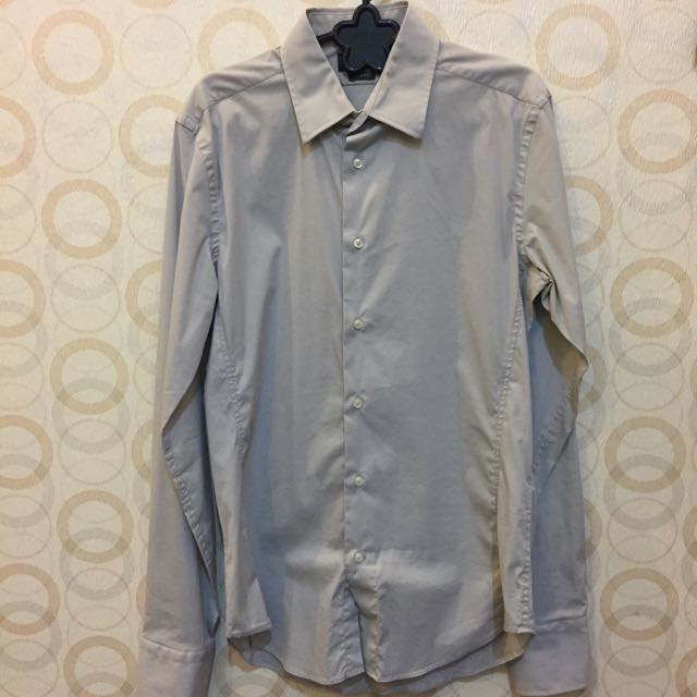 Zara Grey Shirt