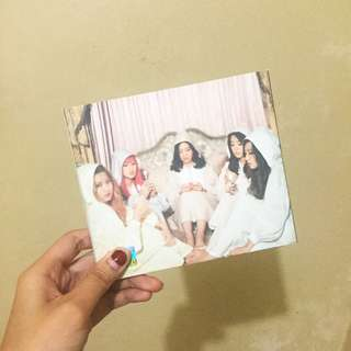 "Red Velvet ""The Velvet"" Album"