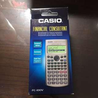 Casio 財物計算機