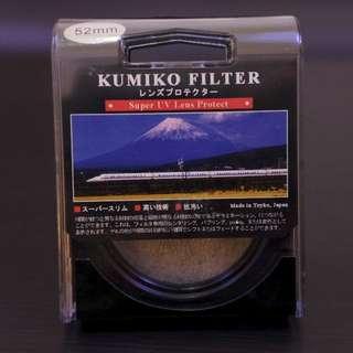 Kumiko Filter 52mm Super UV Lens Protect