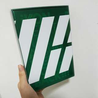 [WTS] iKON DEBUT FULL ALBUM GREEN VER.