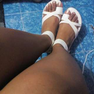 New White Shoes Size 5-6