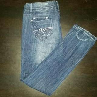'Almost Famous' Skinny Jeans