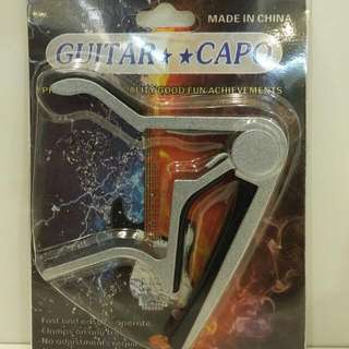 기타 카포 (중) Guitar Capo (medium)