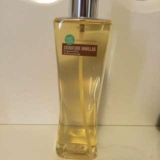 Limited Edition Lemon-Vanilla Spray