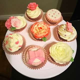 Custom Made Cupcakes