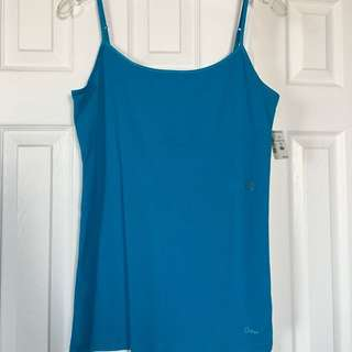 Bright Blue Undershirt From Aéropostale - XL