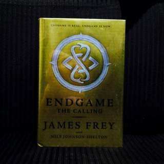 [Hardbound] Endgame: The Calling By James Frey