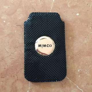 Black Mimco iPhone 5 Case