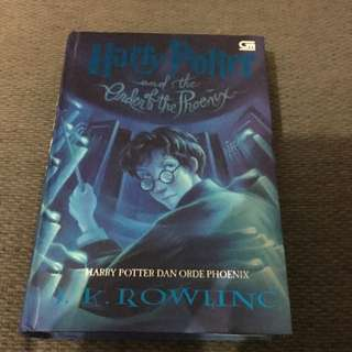 Harry Potter 5th: Harry Potter And The Order Of Phoenix