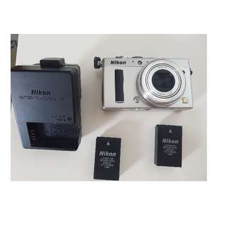 Nikon Coolpix A + Spare Battery