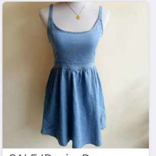 Looking For : Denim Dress