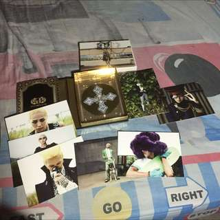 G Dragon One Of A Kind Gold Version