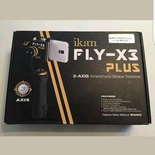 Ikan Fly X3 Plus Gimbal