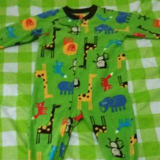 Sleepsuit Carter
