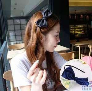 [po] korean hair accessories part 4