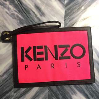 KENZO PARIS wristlet