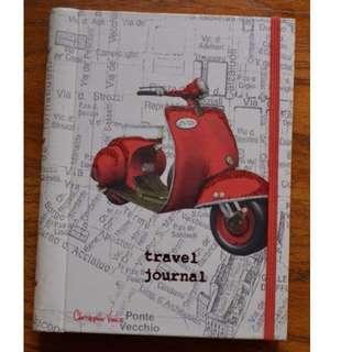Christopher Vine travel journal