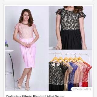 Cucii Gudang Sale Stock Dres