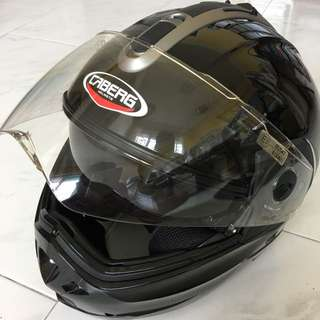 Carberg Flipup Full face Helmet