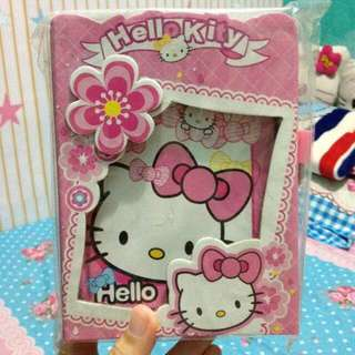 Diary Book Hello Kitty