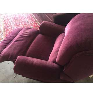Recliner - Delivery Available
