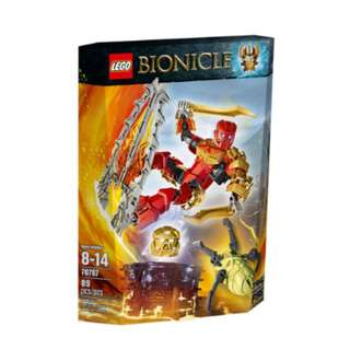 LEGO BIONICLE TAHU MASTER OF FIRE