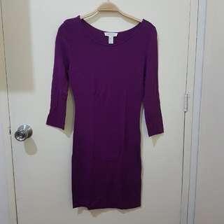 Forever 21 Purple Dress
