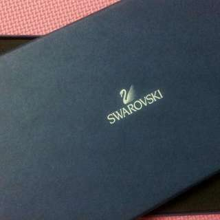 SWAROVSKI 施華洛士奇 水晶心型相框 特價