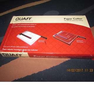 #sale# repriced # QUAFF PAPER CUTTER