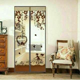 Tirai Pintu Magnet  Baichuan