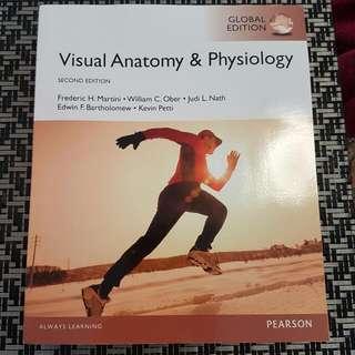 Visualization Anatomy & Physiology Textbook 2nd Ed.