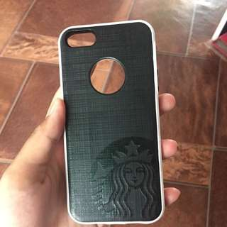 Case Iphone 5 Starbucks Ori