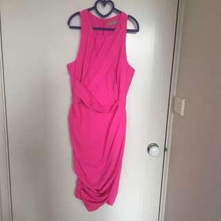 Forecast Pink Dress