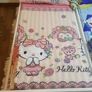 2 X Ikea Kids Bed Frame W Mattress